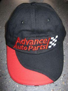 Mens Baseball Adjustable Cap Hat Car Racing ~ Advance Auto Parts ~