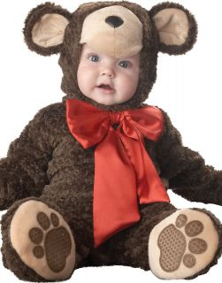 Cute Teddy Bear Toddler Baby Infant Halloween Costume (6 months 2T