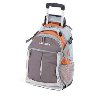 rolling backpack in Clothing,