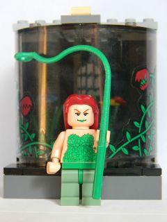 Lego 100% ORIGINAL Batman Poison Ivy Minifigure Batcave Arkham