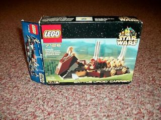 Star Wars Lego 7126 BATTLE DROID CARRIER ONLY NO LEGOS