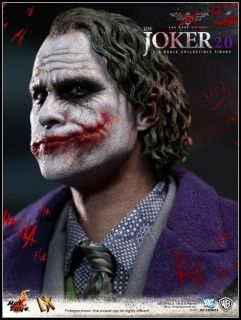 hot toys joker in Action Figures