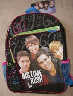 big time rush bag in Clothing,