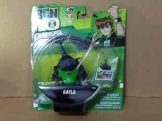 Ban Dai 2012 Ben Ten 10 Omniverse Alien *Eatle* 4 inch Figure Mint in