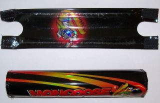 MONGOOSE MAURICE BOYS BMX BICYCLE PAD SET BIKE PARTS 248