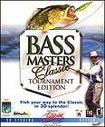 Classic Tournament PC CD lake fish lure boat fishing reels rod game