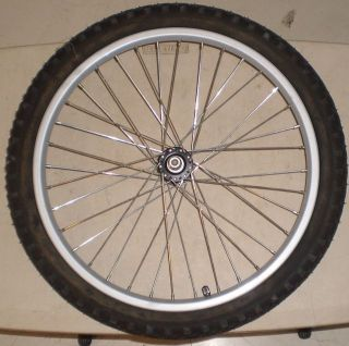 20 STEEL FRONT BMX BICYCLE/BIKE RIM/WHEEL BIKE PARTS B98