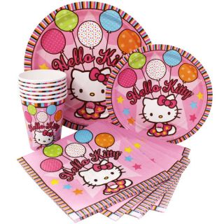 hello kitty party plates in Party Sets