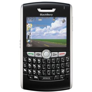 Newly listed BlackBerry 8800   Black T Mobile (Unlocked) Smartphone