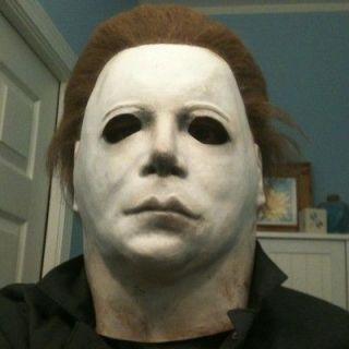 BOOGEYMAN 75 Michael Myers Halloween Mask PRICE REDUCED rare oop