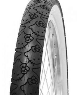 BICYCLE TIRE HELLO KITTY BEACH CRUISER LOWRIDER CHOPPER BMX COMFROT