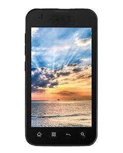 RB LG Marquee LS855   Black (Boost Mobile) Smartphone GREAT PHONE (B