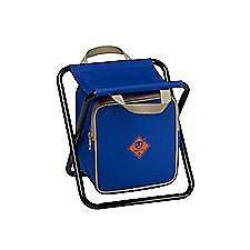 BOY SCOUT OFFICIAL TIGER CUB STOOL CAMPING CAMP SEAT LINED ZIPPER BOOK