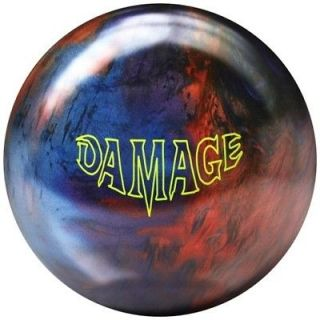 BRUNSWICK DAMAGE bowling ball 15lb. new in box $179