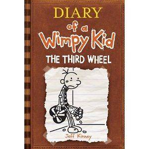 Diary of a Wimpy Kid Book 7 by Jeff Kinney (2012, Hardcover)