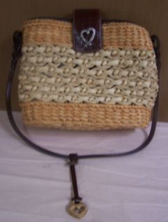 brighton straw purse in Handbags & Purses