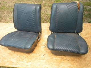 1964 chevelle bucket seats in Vintage Car & Truck Parts