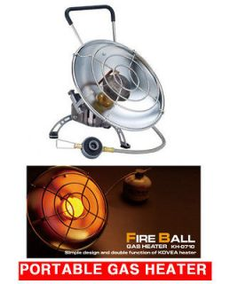 New portable gas heater outdoor butane burner stove for camping