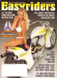 Easyriders Magazine #272/Evo/Chillicothe/Sidecars/42 UL/High Voltage
