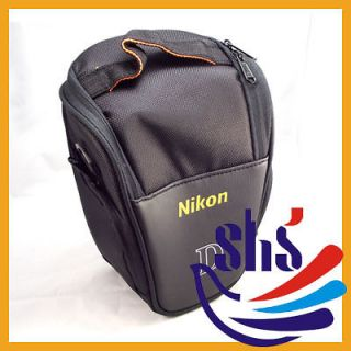 camera case bag for nikon DSLR D90 D7000 D3100 D5100 D80 D70 D60 D40