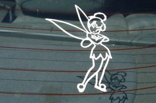 Fairy Car Truck Auto Window Wall Graphic Decal Bumper Sticker