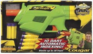 Buzz Bee Toys Cougar Dart Gun 48400