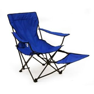 Portable Folding Footrest Chair   Camping Chair with Foot Rest