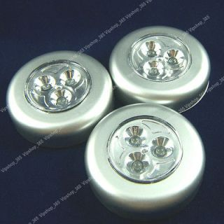 3x Wireless LED Under Cabinet Light Lamp High Quality