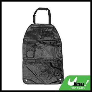Auto Cars Front Seat Bag Device Holder Organizer Black