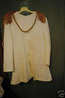 Mens Disney Cinderellas Prince Charming Jacket Sz large Theater Play