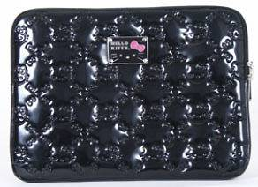 Apple MacBook HELLO KITTY 13 Laptop Case SANRIO Black Monogram