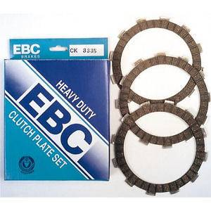 79 94 HONDA XR80R EBC Dirt Bike Stock Style Clutch Plate Set   CK1150