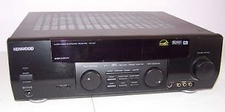kenwood receiver in Home Theater Receivers