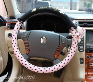 hello kitty steering wheel cover in Steering Wheels & Horns