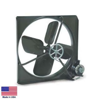 Commercial   Belt Drive   48   230V   1/2 Hp   1 Speed   17,100 CFM