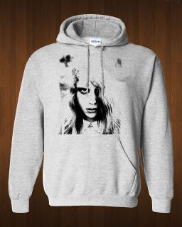 the Living Dead Hoodie  Halloween   Scary Horror Movie   Zombie shirt
