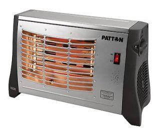 Ribbon Radiant Heater with Thermostat PRH8 PRH8 UM Space Heater