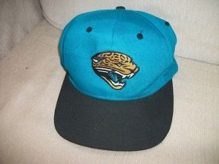 Jacksonville Jaguars Mens Vintage Snapback Adjustable Cap/Hat
