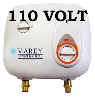 Tankless Hot Water Heater Electric 110V 2 GPM On Demand Hot Water