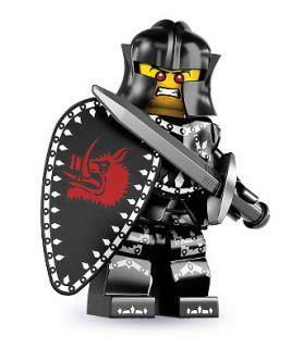 LEGO Evil Knight Minifigure 8831 Series 7 New Sealed