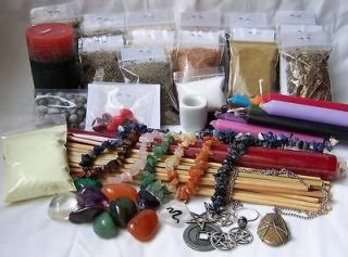 15   PAGAN WICCA SUPPLIES   PROTECTION CLEANSING PURIFICATION   HERBS