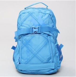 NEW HURLEY HONOR ROLL MENS BLUE BACKPACK LAPTOP PAD CARRY TRAVEL BAG