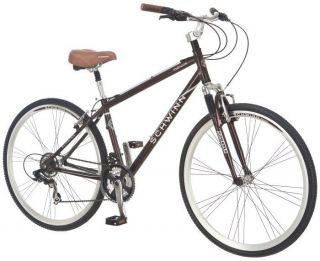 Schwinn Midmoor 700C Mens Alloy Hybrid Comfort Bike/Bicycle  S4026A