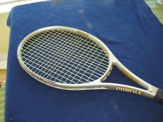 wilson profile tennis racket
