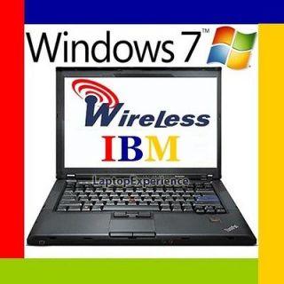 ibm thinkpad in PC Laptops & Netbooks