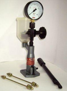 Diesel Injector Nozzle Tester / Pop Pressure Tester
