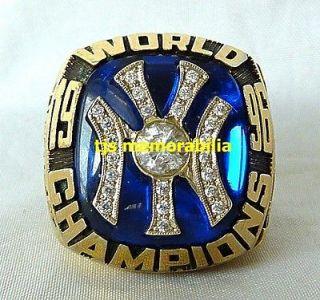 1996 NEW YORK YANKEES WORLD SERIES CHAMPIONSHIP RING   JETER