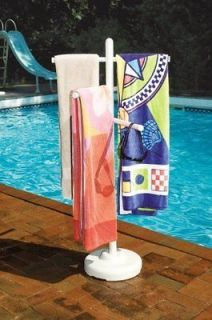 POOL TOWEL RACK in Other