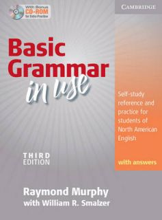 Basic Grammar in Use Students Book with Answers a