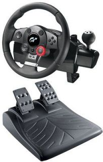 Driving Force GT Steering Wheel and Pedals PS3 and PC Compatible